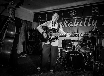 Charlie Hightone & The Rok-Its, Rockabilly Blowout 2018