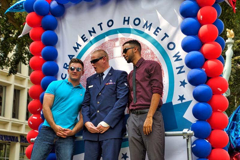 Sacramento's Hometown Heroes-September