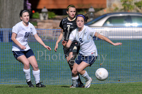 Wyomissing VS Berks Catholic Girls Soccer 2011 - 2012