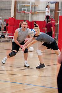 VTC B-League Volleyball, January 2010