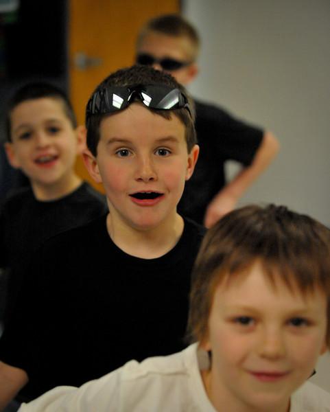 2nd Grade Musical 2/28/13