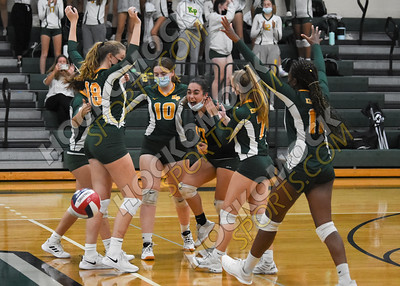 Canton - King Philip Volleyball 09-29-21