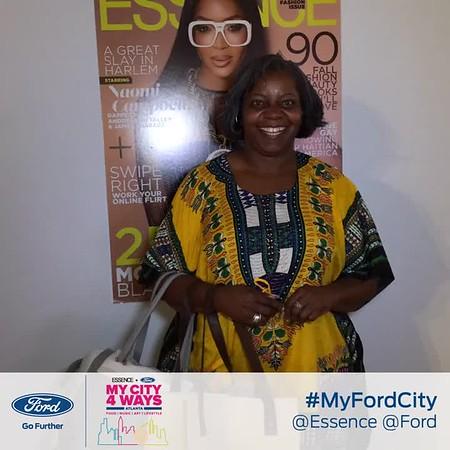 Ford + Essence My City 4 Ways Atlanta-Day 2 MP4s
