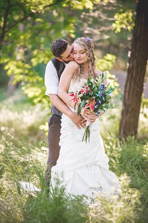 Stefanie & Zach (Wedding Collection)