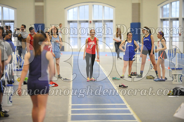 HS Coed Tr Indoor at Jacksonville 03-08-14