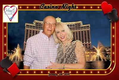 Hearts of Miromar Casino Night 2019