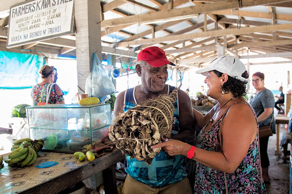 Fijian Food Safari