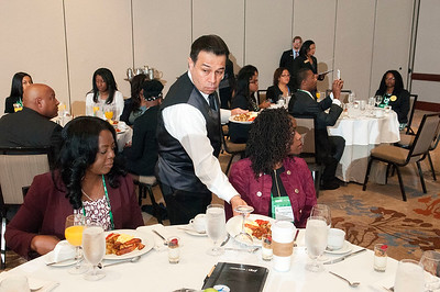 NSBE - Inside The Executive Suites Breakfast Presented by Duke Energy @ The Westin 9-30-16 by Jon Strayhorn