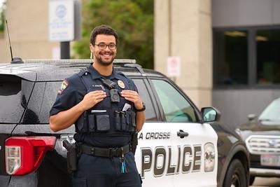 2021 UWL Andrew Jarrett Police Officer