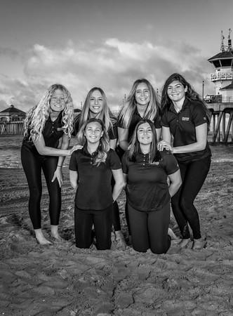 2020 Edison Girls Water Polo