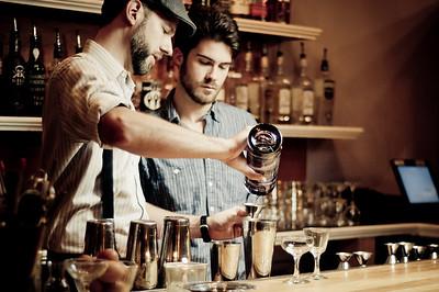 2010.11.22 The Art of Cordials video shoot @ Holland House Bar & Refuge