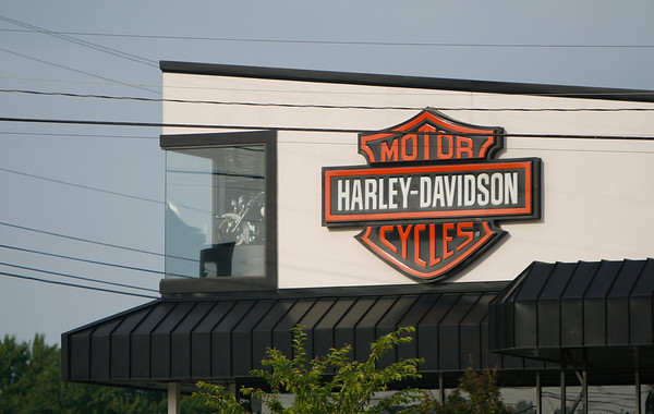 Smokin' Harley Davidson Triad Flight of Honor Benefit Ride June 25,  2011