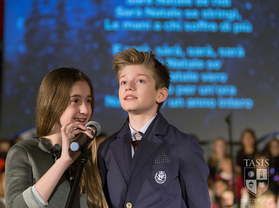 TASIS Elementary School Christmas Concert