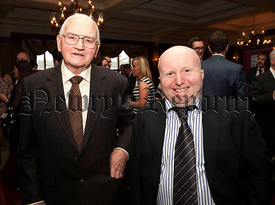 Gerry Murphy and Michael Loftus (City North Hotel). R1427119