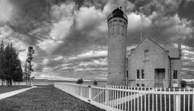 Michigan Lighthouse Guide - History