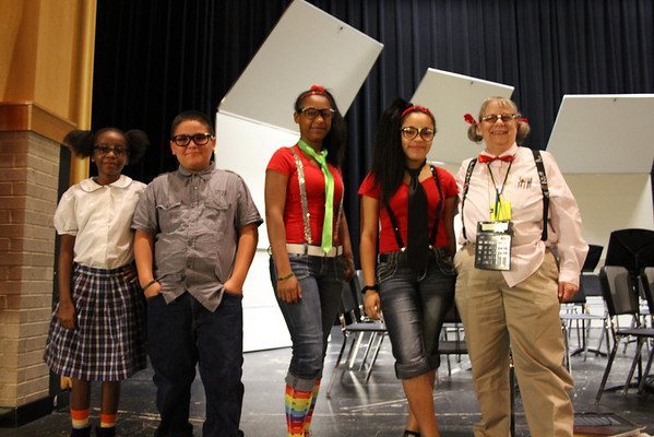 Red Ribbon Week 10/24/2012