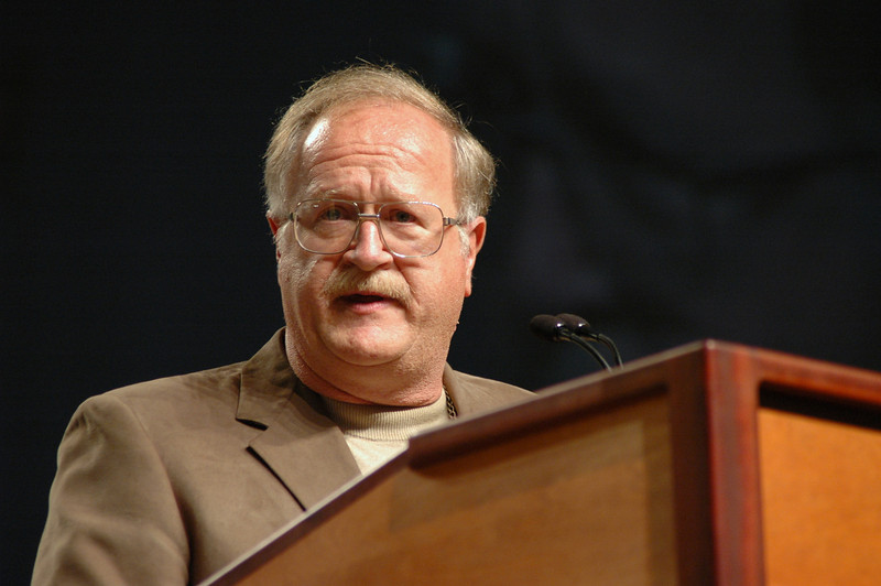 Jim Martin, ELCA Vice President nominee speaks before the assembly.