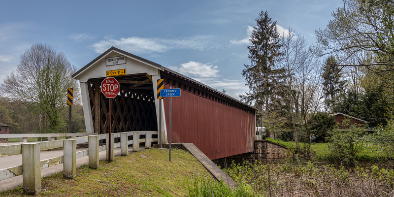 Thomas Covered Bridge 1