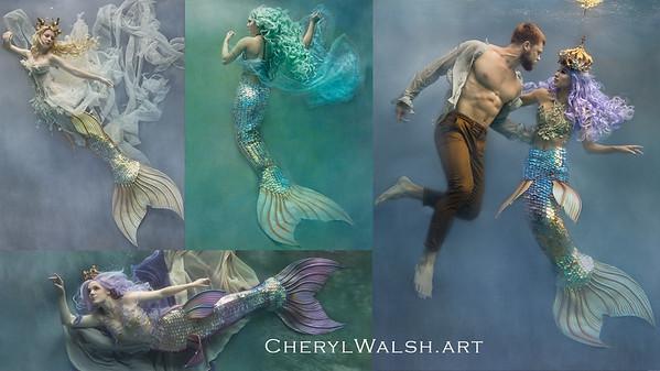 Mermaid Kickstarter Wallpaper