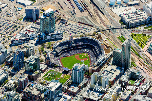 2019 Opening Day - San Diego Padres - San Francisco Giants