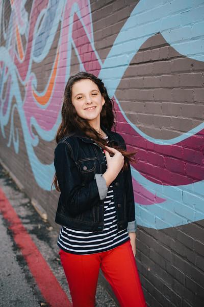 Portraits: Elise