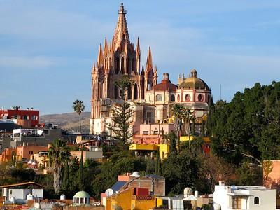 San Miguel De Allende & Otomi 2018