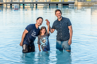 IRVS - Baptism