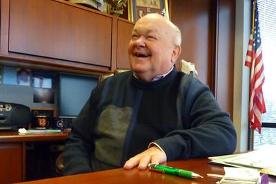 Mayor Pradel