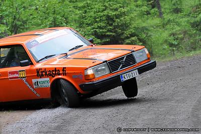 12.06.2010   SM O.K.Auto-ralli, Kouvola
