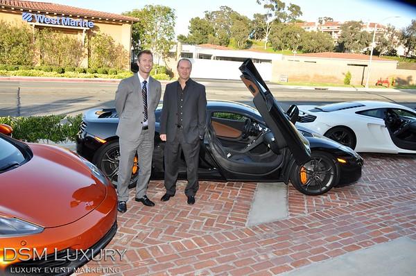 McLaren Ride & Drive Event