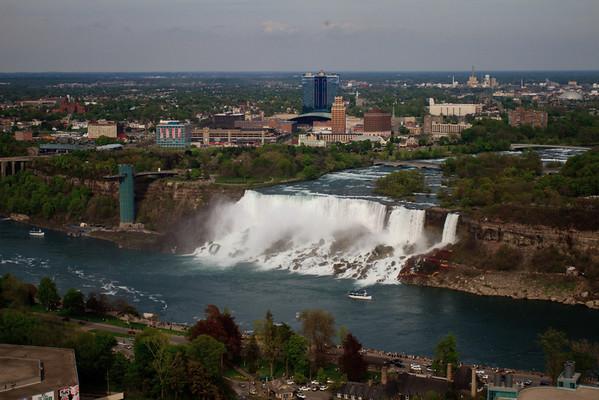 Niagara Falls May 2011