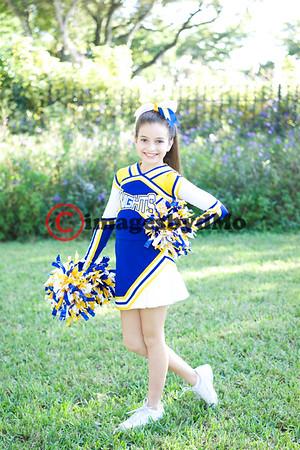 Nativity Cheerleaders 2014-15