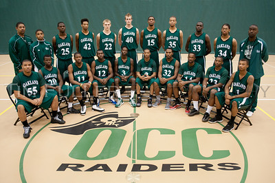 Oakland CC M Basketball 2011/2012