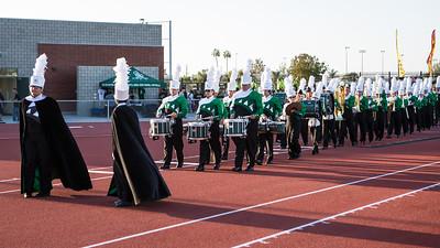 09-02-16 Mesa Band & Color Guard