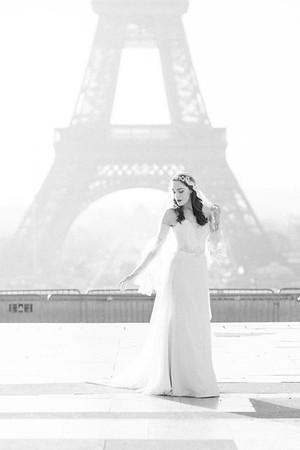 Paris w Bianca Senatore