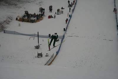 Norge Ski Jumping Tournament:  January 20 & 21, 2007