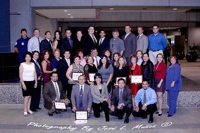 2004-06-23 Hispanic Leadership Institute Graduation