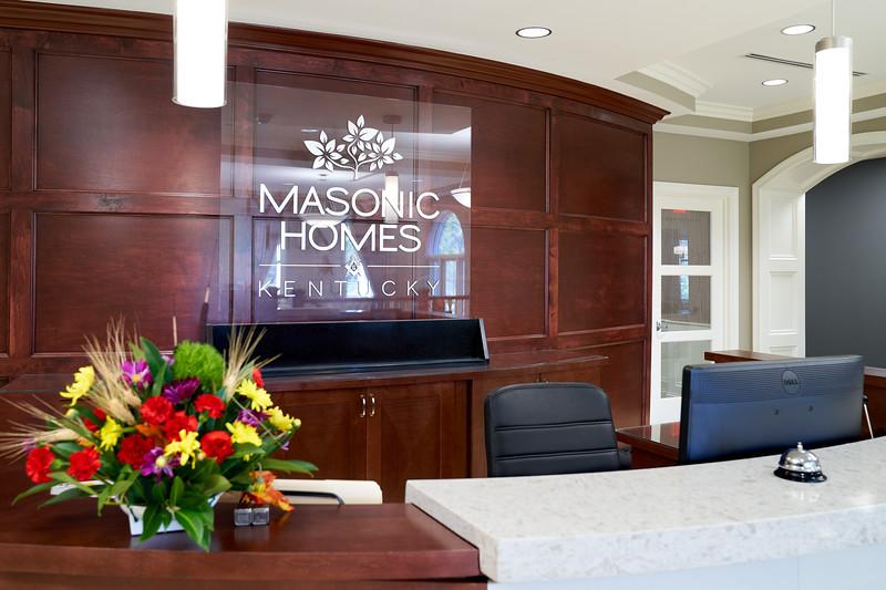 Masonic Corporate Office