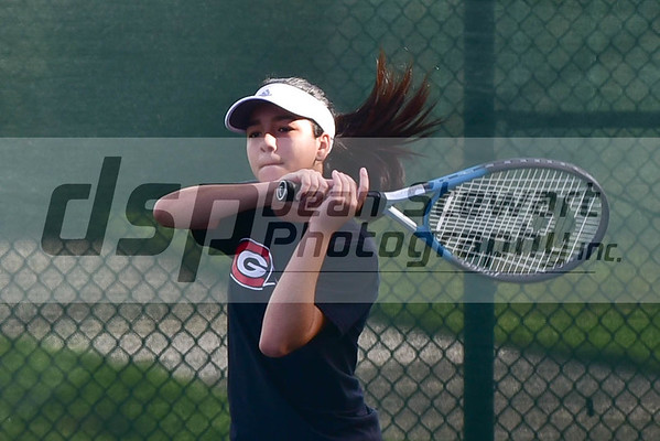 Tennis Dist. Championships 4-15-19