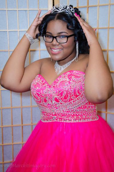 Alexandria Dixon's Sweet 16