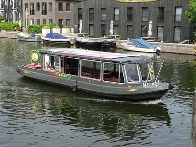 Netherlands: Amsterdam (2018)
