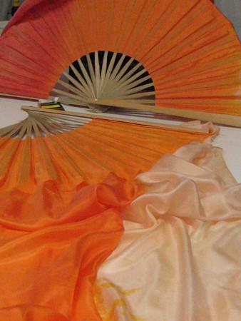 Tonal Fade: Orange