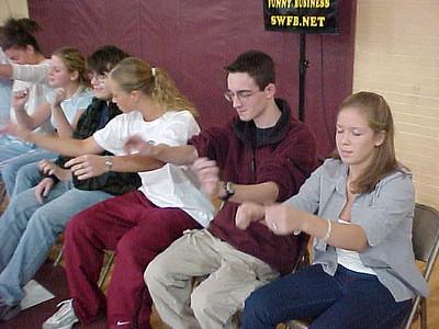 Timberlane High School... December 21, 2001