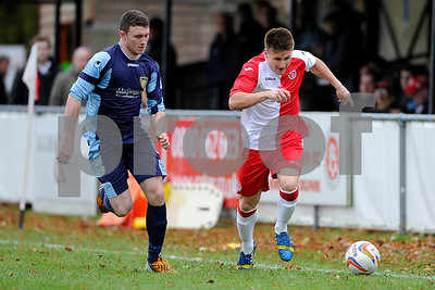 Poole Town v St. Neots Town 16112013