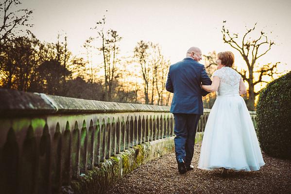 Debbie & Eric | Wroxall Abbey