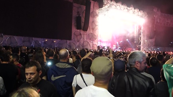 2017-07-06 Trip to Madrid And the Madcool Festival