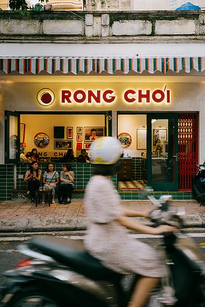 Rong Chơi - MBN Design