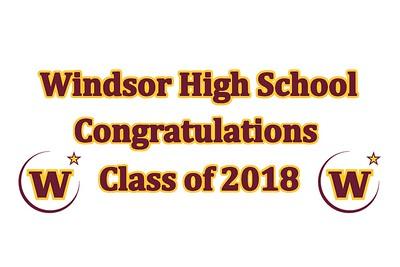 Windsor High School Grad Party - May 12, 2018