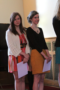 Darlington National Honor Society and STAR Student