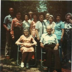 1978 Doggett Family Reunion